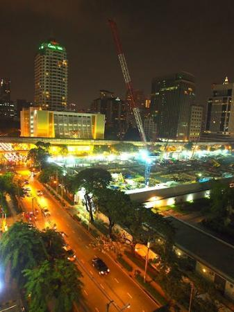 Sivatel Bangkok: Wittayu Construction Site