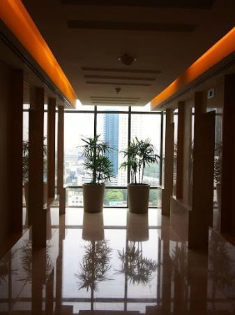 Sivatel Bangkok: Lift Lobby