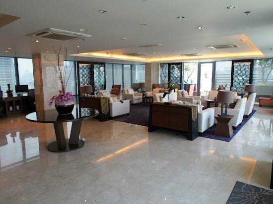 Sivatel Bangkok : lounge