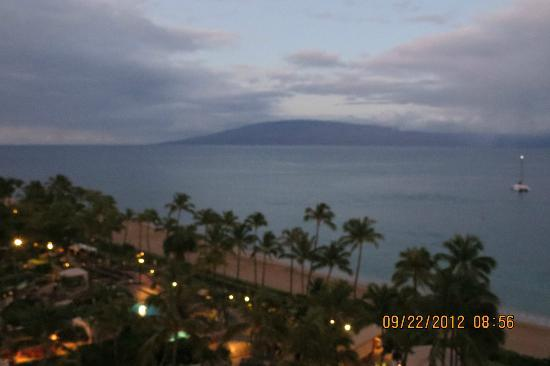 Westin Maui Resort And Spa: View from room