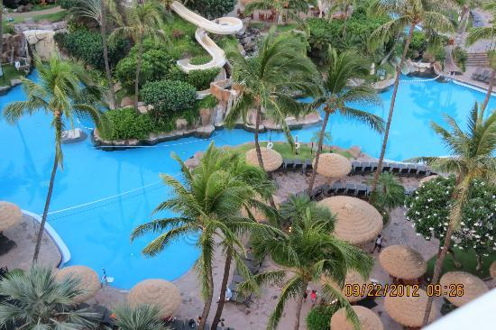 The Westin Maui Resort & Spa: View from room