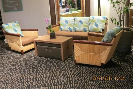Westin Maui Resort And Spa: Lounge area