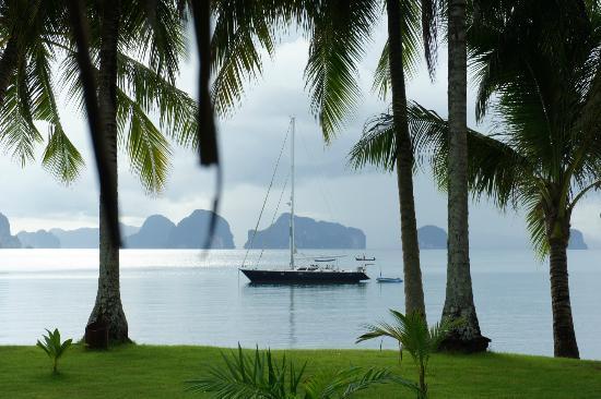 Koyao Island Resort: 10 Schritte vor der Villa