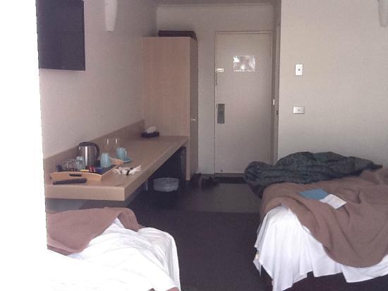 Brunswick River Inn: Twin room