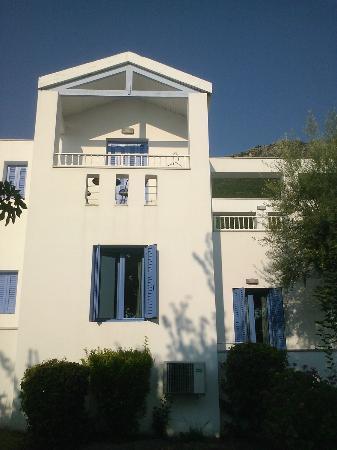 Porto Galini Seaside Resort & Spa: Chambres style Iles Grècques