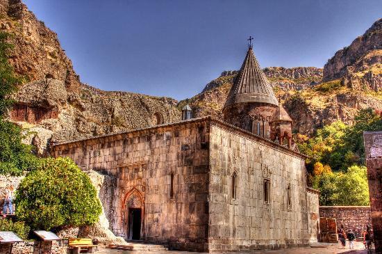 The Monastery of Geghard: Geghard Monastery