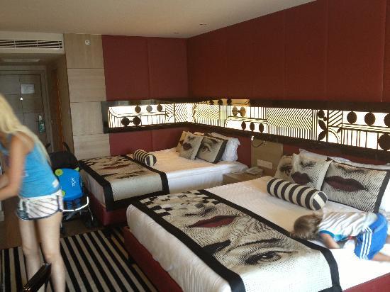 Delphin Imperial Hotel Lara: Wow