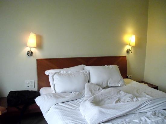 Comfort Inn: Bed 1