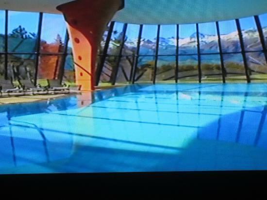 Grand Hotel Kronenhof: Pool