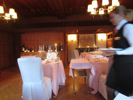 Grand Hotel Kronenhof: Kronenstube