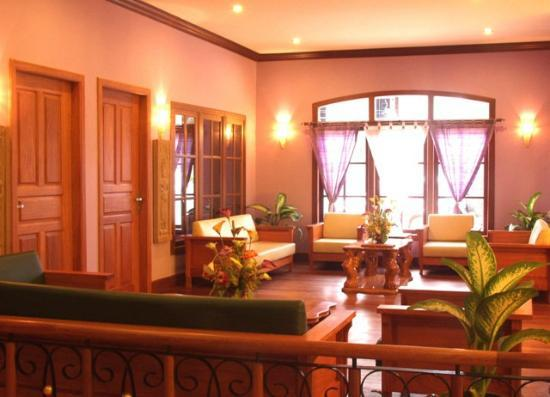 Steung Siemreap Thmey Hotel : Hotel Lobby