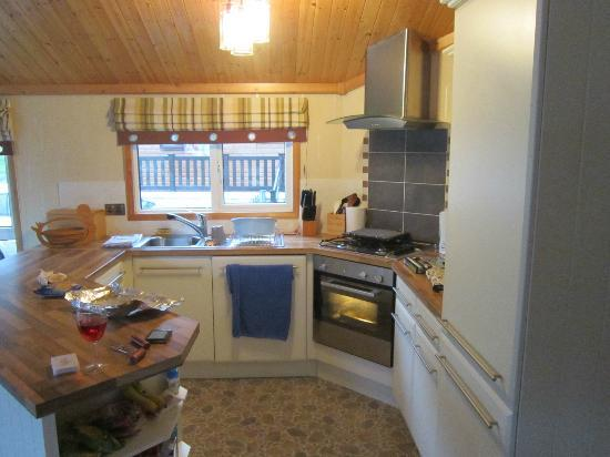 Beauport Holiday Park - Park Holidays UK: Oven is on