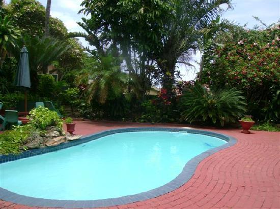 Seaside Lodge: Swimming pool