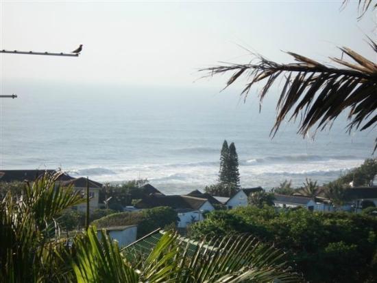 Seaside Lodge : View from bedroom balconies