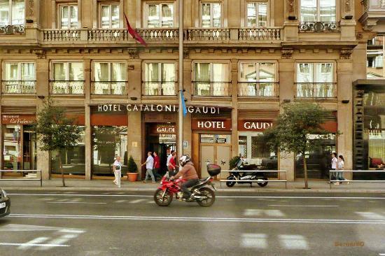 Catalonia Gran Via: Catalonia : vue de la Gran Via