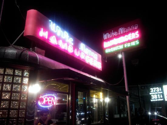 White Manna: Nostalgic diner!