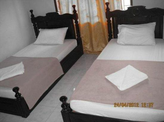 Mesah View Guesthouse: Triple room