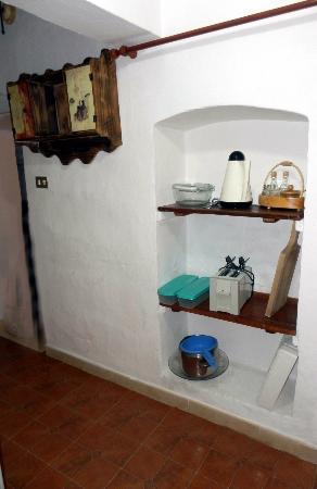 Borgo San Martino : кухня