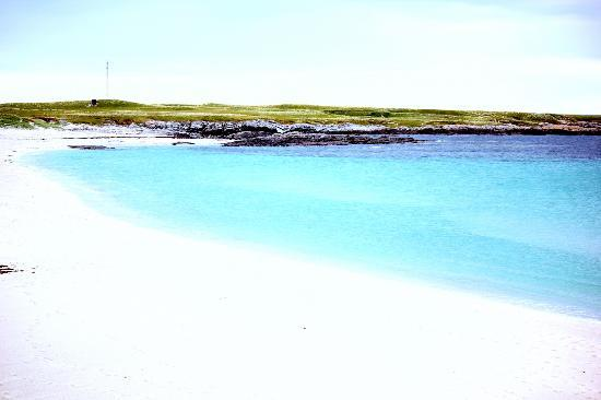 Isle of Barra, UK: Barra beach