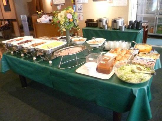 Ryogoku Pearl Hotel : Buffet Breakfast