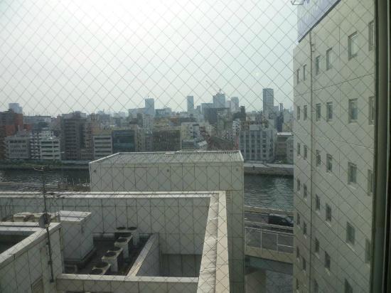 Ryogoku Pearl Hotel : River VIew