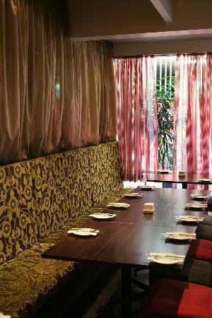 Union Hotel: Restaurant