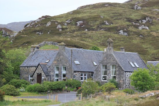Isle of Barra, UK: Northbay House