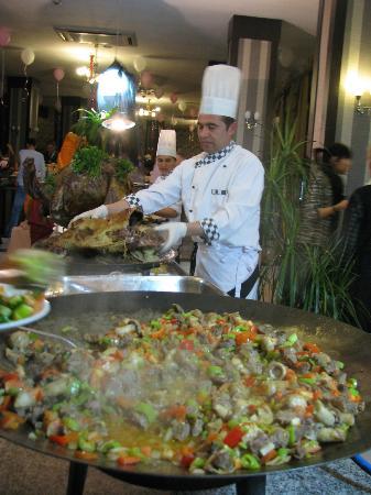 Side Alegria Hotel & Spa: Новогодний ужин