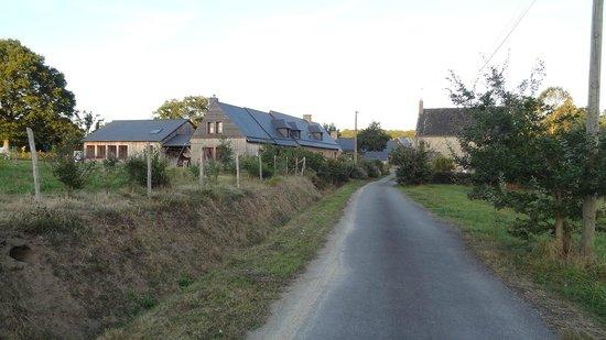 La Roche : The farmhouse