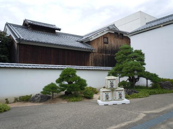 Hakushika Memorial Museum: 酒蔵(5)