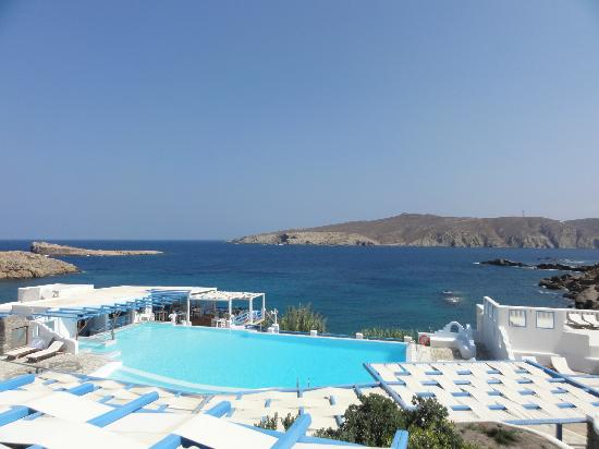 Mykonos Star: View from room