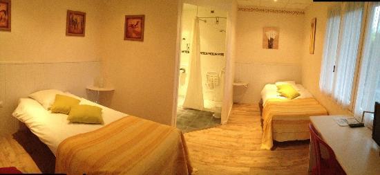 Hotel La Folie: chambre 42