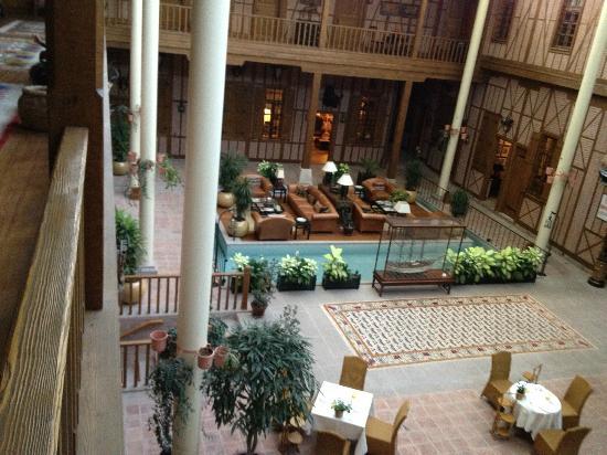 Divan Cukurhan: Interior Hotel