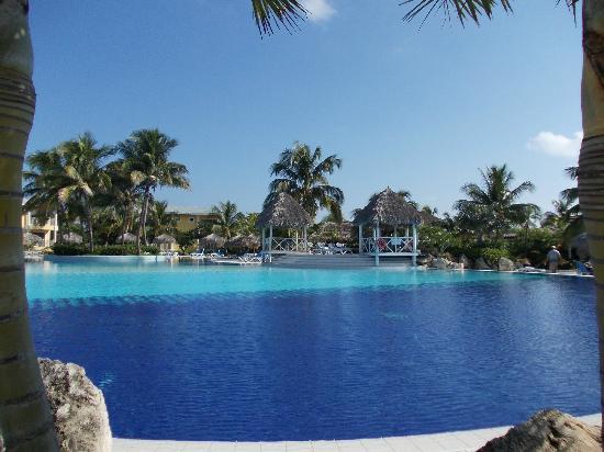 Melia Cayo Santa Maria: Pool view