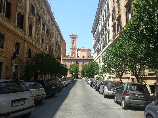 B&B Vatican Town: la tranquilla strada