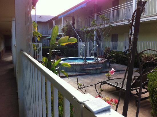 Coral Sands Motel: Idromassaggio
