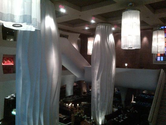 east Hotel Hamburg: ristorante