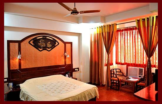 Hotel Ganges Rivera: executive room