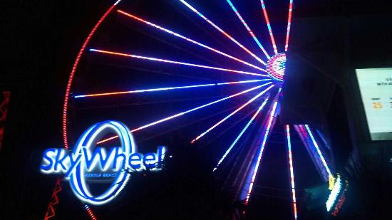 Westgate Myrtle Beach Oceanfront Resort : skywheel