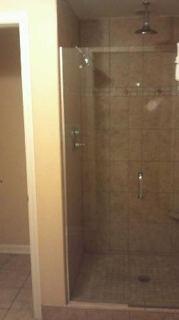Westgate Myrtle Beach Oceanfront Resort: awesome shower