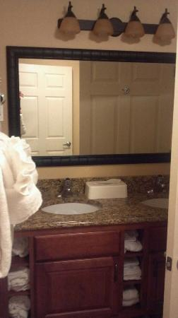 Westgate Myrtle Beach Oceanfront Resort: bathroom