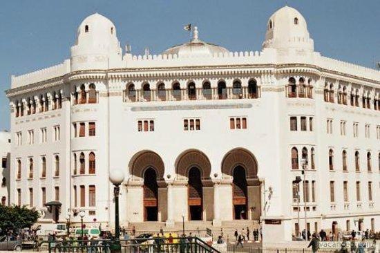 Algiers, Algeria: .