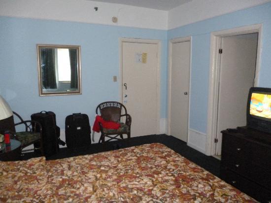 Princess Ann Hotel: acceso a la habitacion