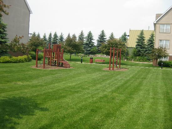Residence Inn Detroit Pontiac/Auburn Hills: Play ground