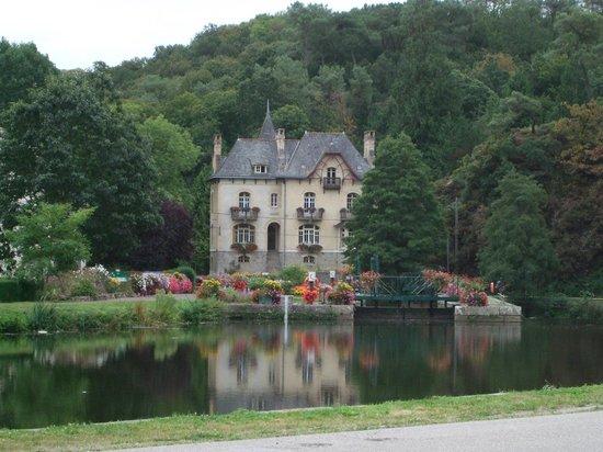 Villa Tranquillite : La Villa de loin