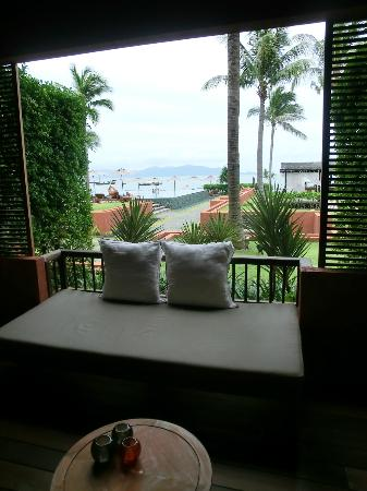 Hansar Samui Resort: Very comfortable, great view + free wifi