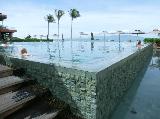 Hansar Samui Resort: Fantastic infinity pool