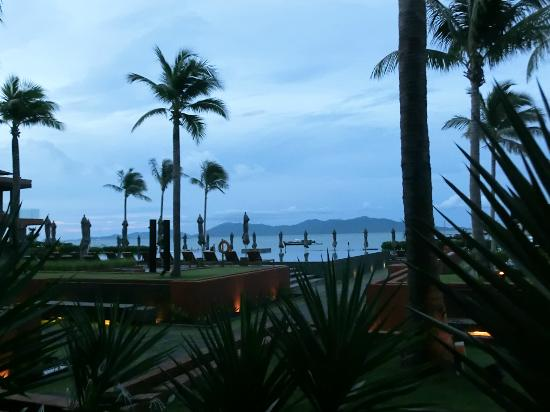 Hansar Samui Resort : From my balcony