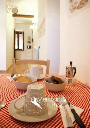 Segni, Italy: L'Antica Meridiana è un B&B sito in un antico palazzo, recentemente ristrutturato, alle p