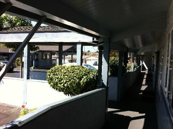 Ramada Limited Monterey: Parcheggio